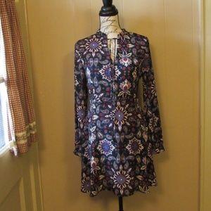 Beautiful Everly paisley dress
